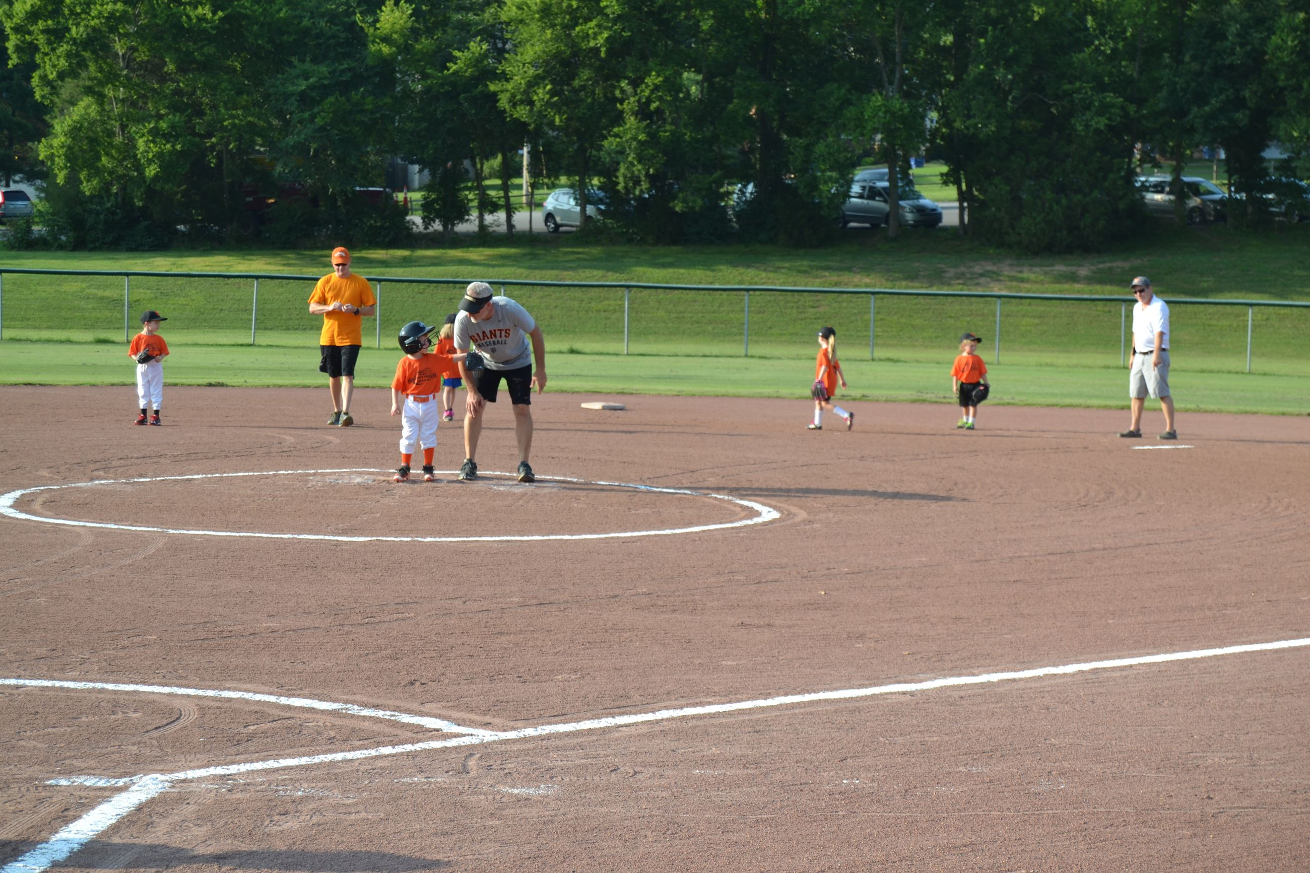 Coaching Tball