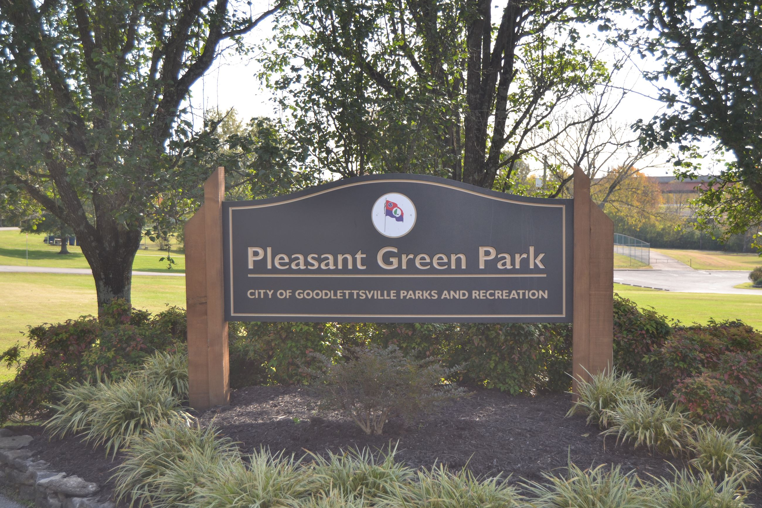 Pleasant Green Sign