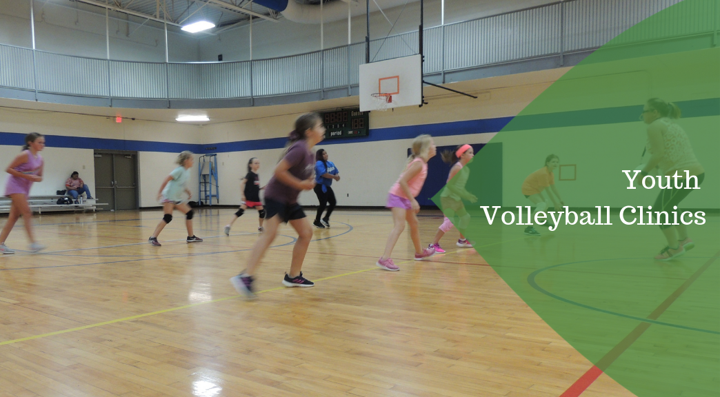 Youth Volleyball Clinics