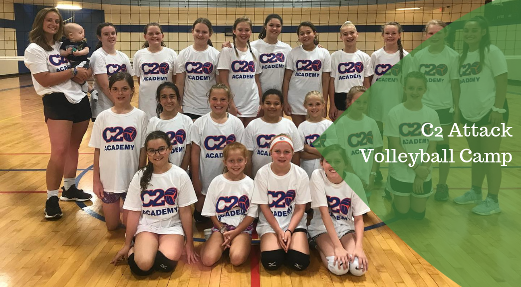 C2 Attack Volleyball Camp