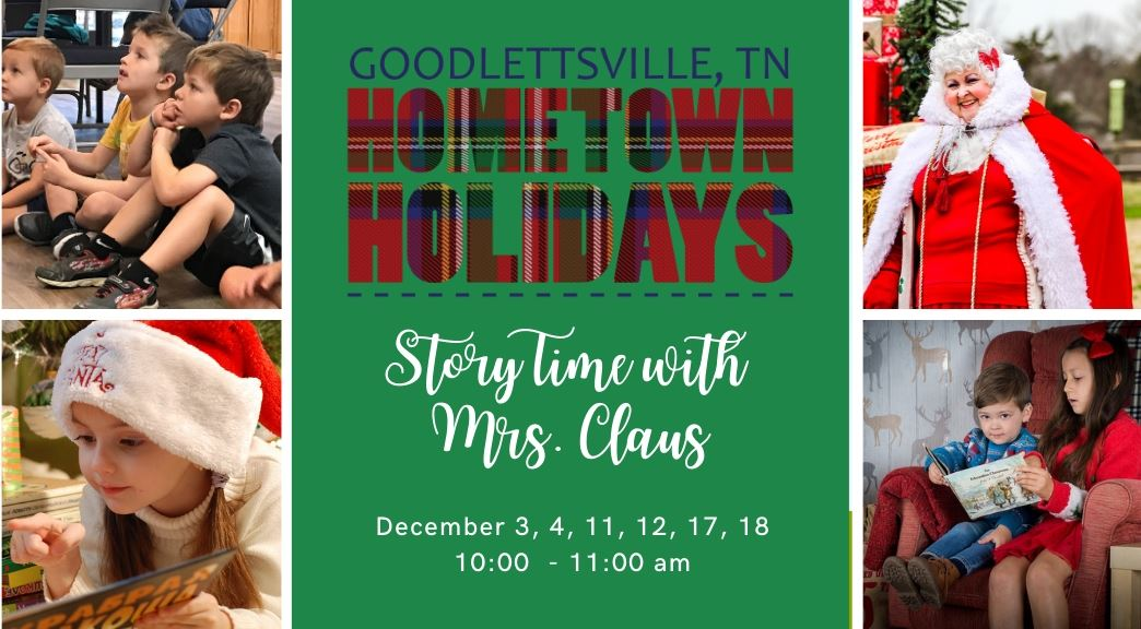 Story Time with Mrs. Claus  (2)