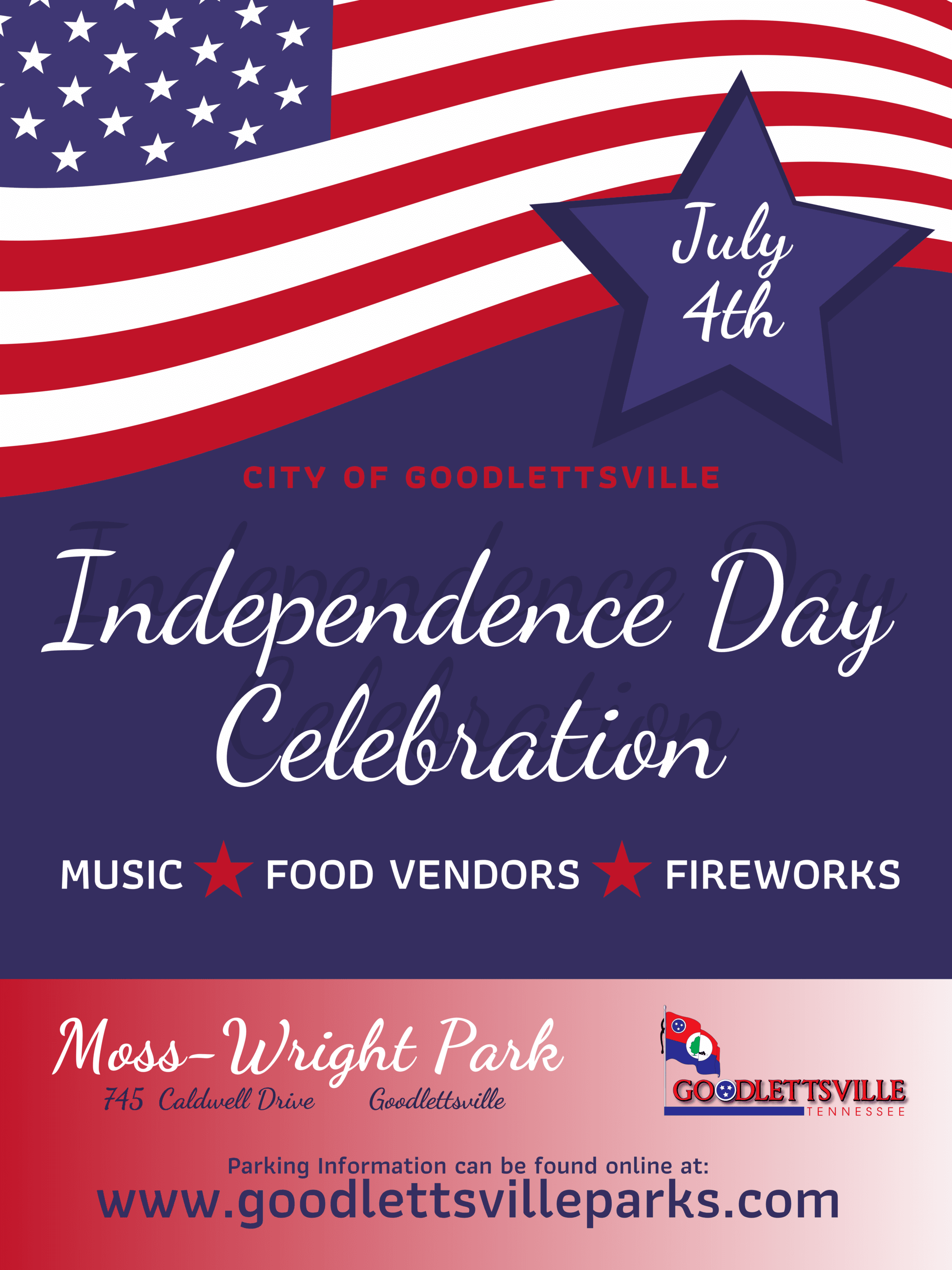 Independence Day Flyer 2021